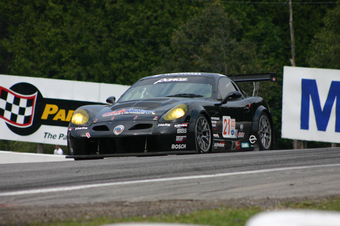 Panoz Esperante Gt2 By 914four