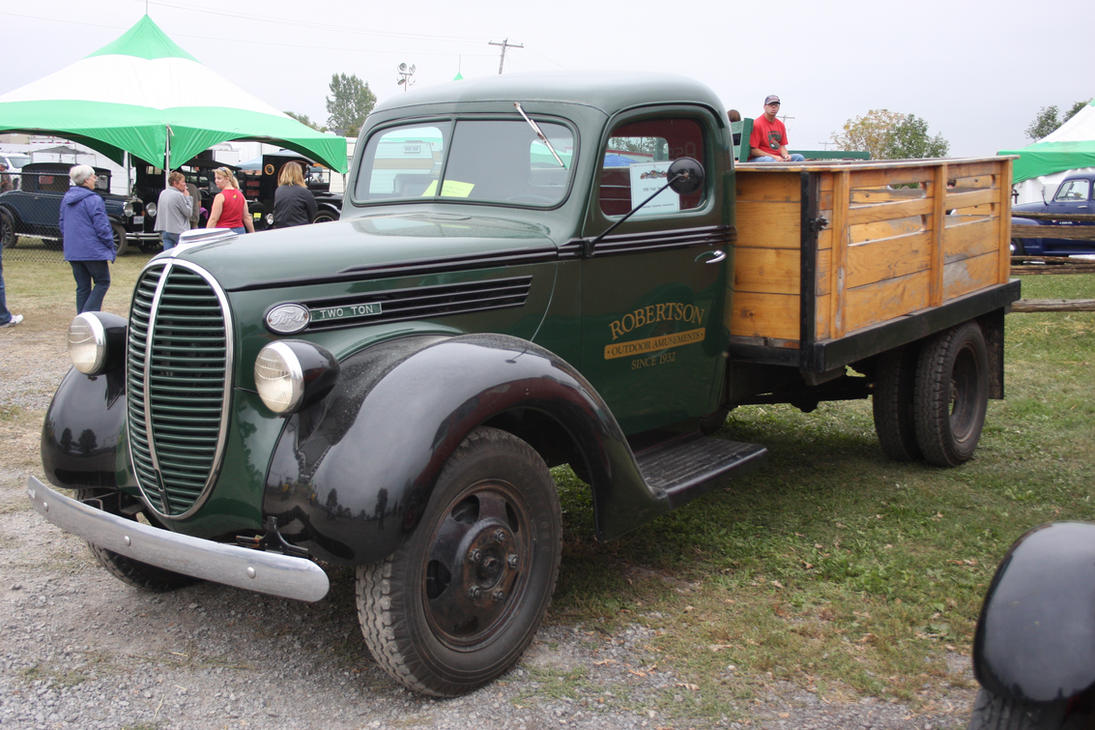 1939 Ford Two Ton By 914four On Deviantart