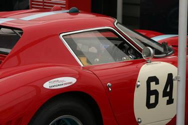 Ferrari 250 GTO closeup by 914four