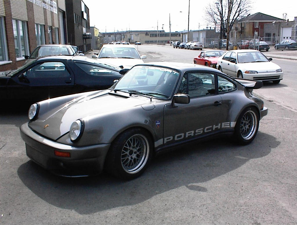 930 Turbo by 914four