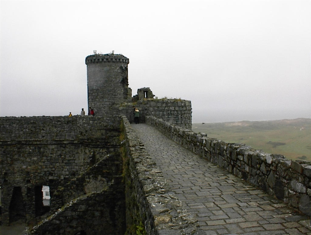 Harlech Castle by 914four