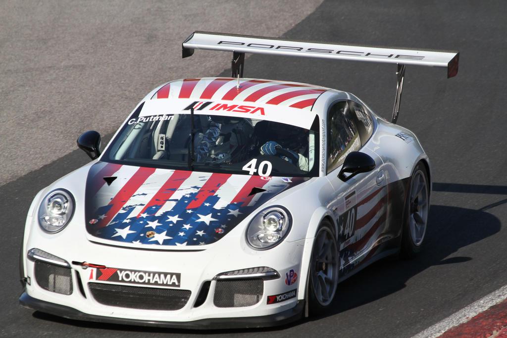 Patriotic Porsche by 914four