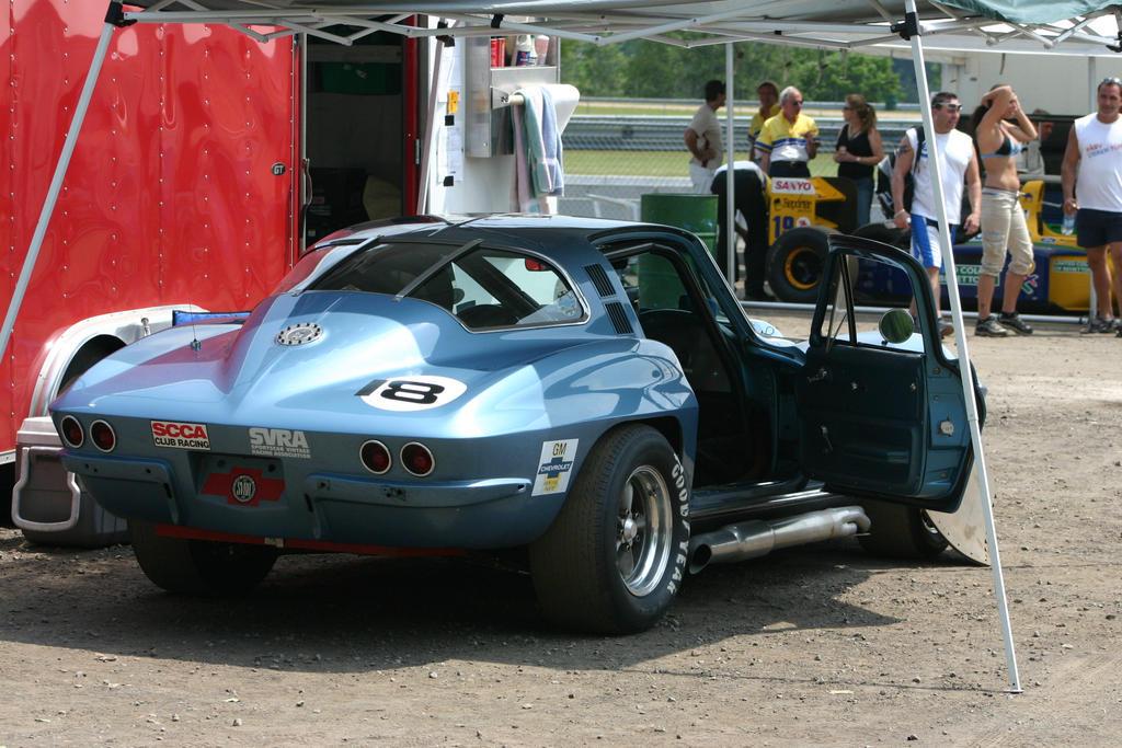 Classic Corvette by 914four