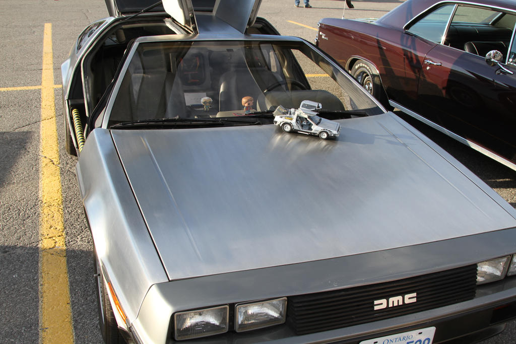 Honey I shrunk the DeLorean by 914four