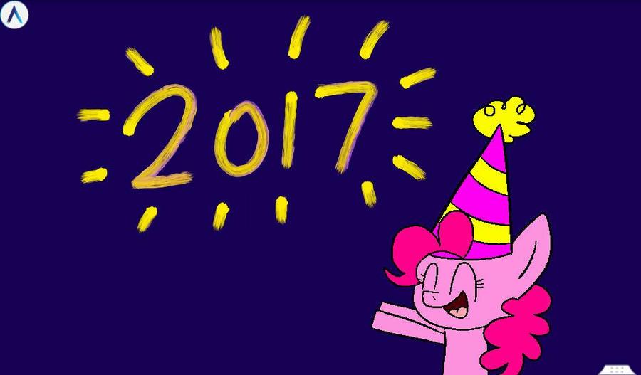 Happy New Year! by Kittygreenfox67