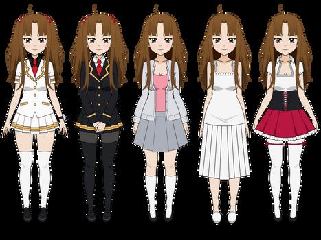 Maria's Wardrobe