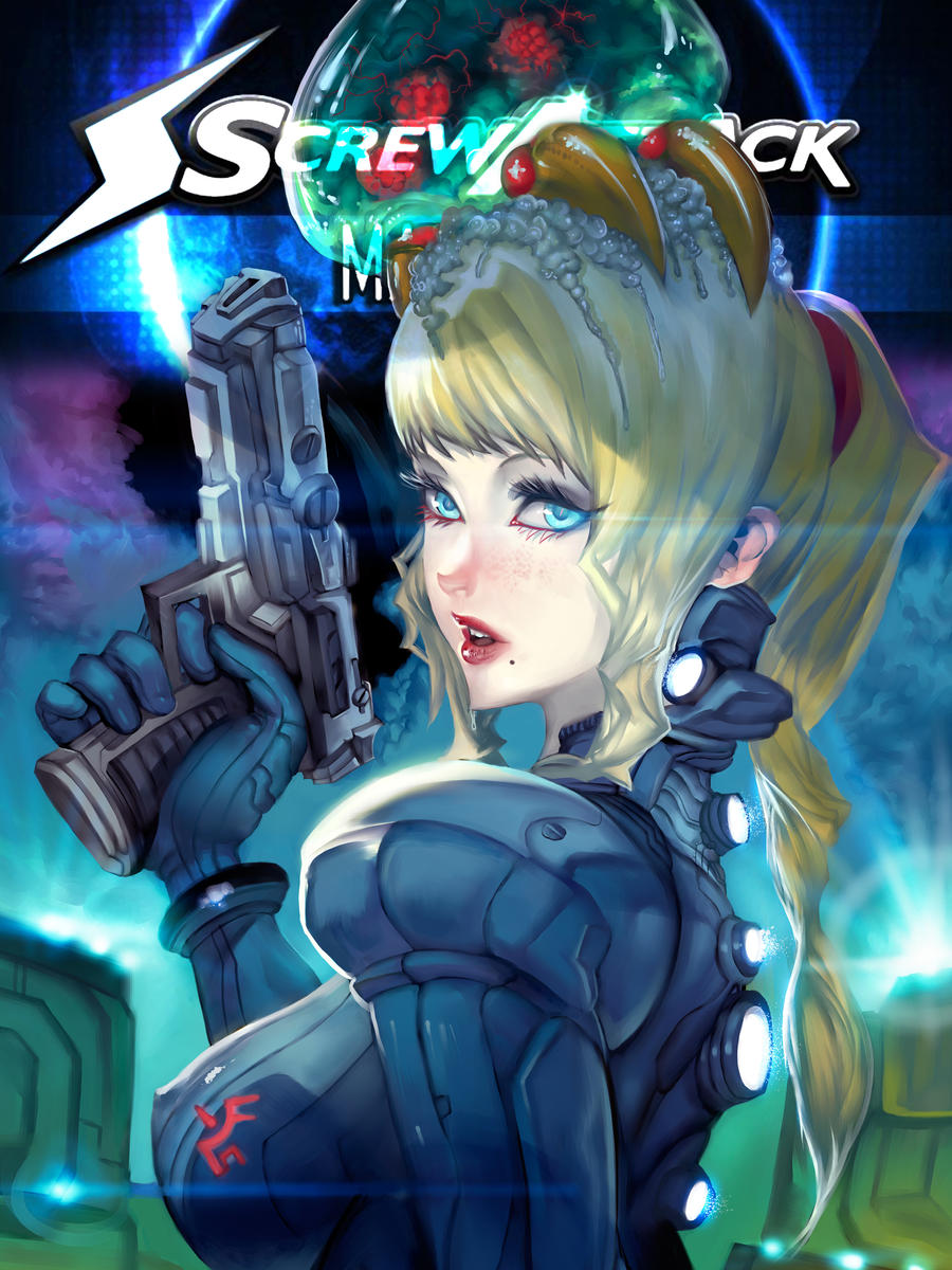 ScrewAttack Magazine 11 by HybridRain