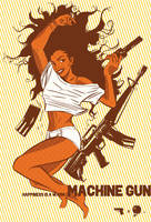 Guns N' Honey Happiness by Julianlytle