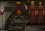 Chaos Druid Leader Concept