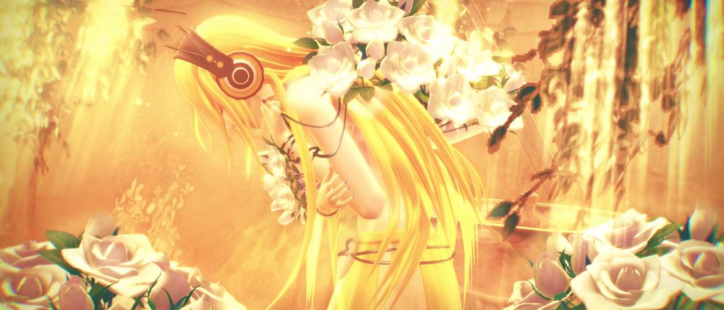 MMD  Lily by MMDMikuMikuLen