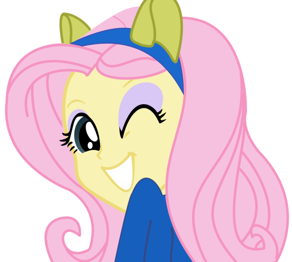 Bunnys Equestria Girls Fluttershy X Female Reader By
