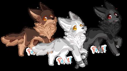 Fetch! :: Three Werewolf Moon