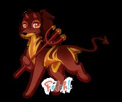 Fetch! :: Devilish Heat