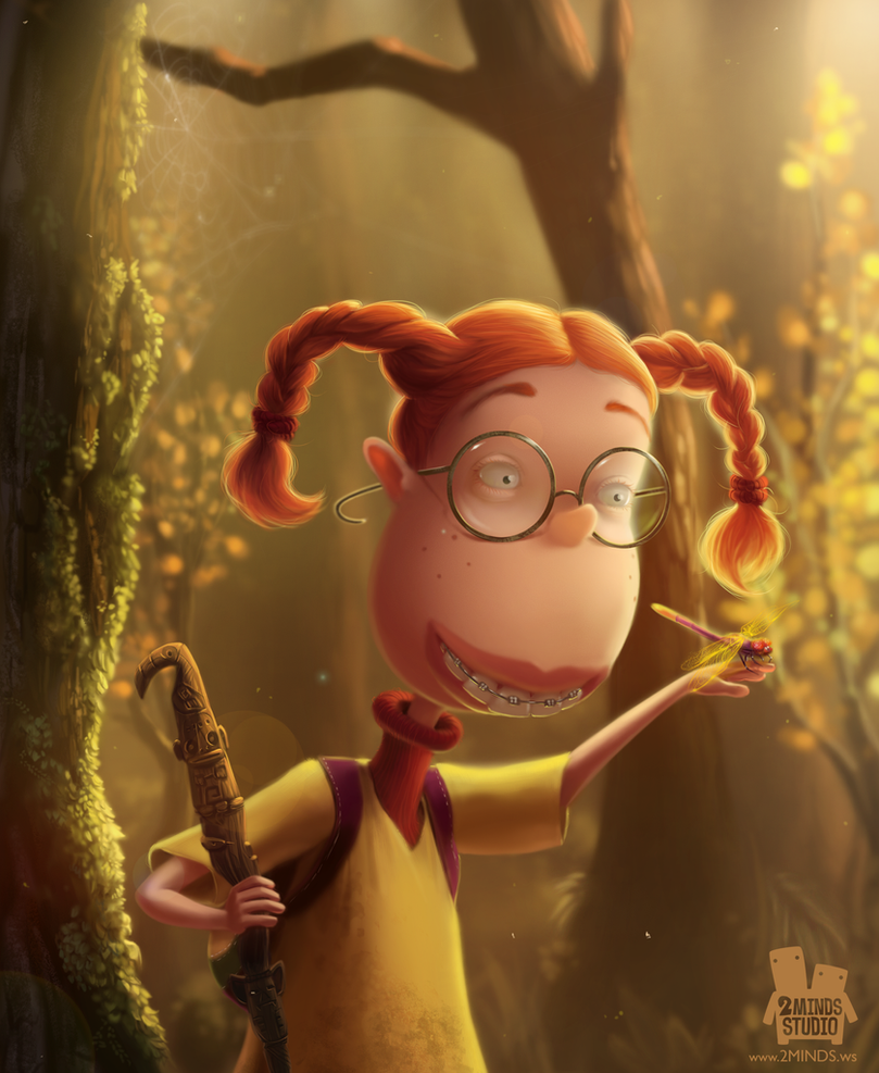 Eliza Thornberry by 2MindsStudio