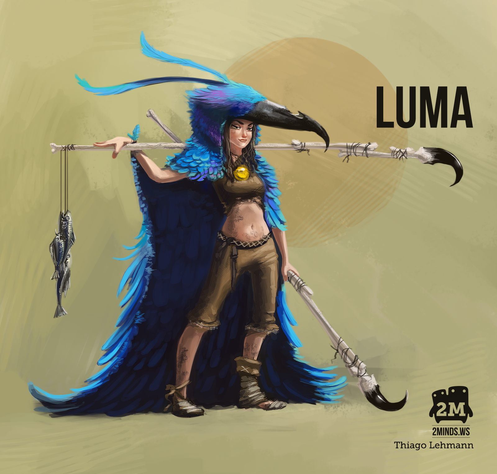 Luma by 2MindsStudio