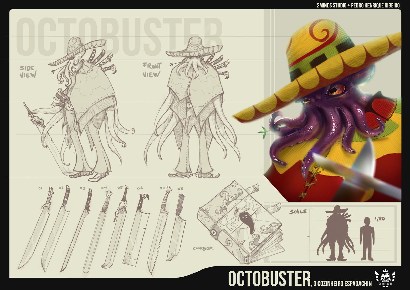 Octobuster by 2MindsStudio