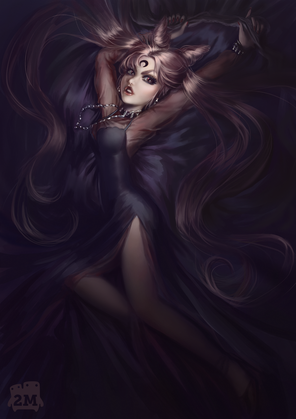 Black Lady by 2MindsStudio