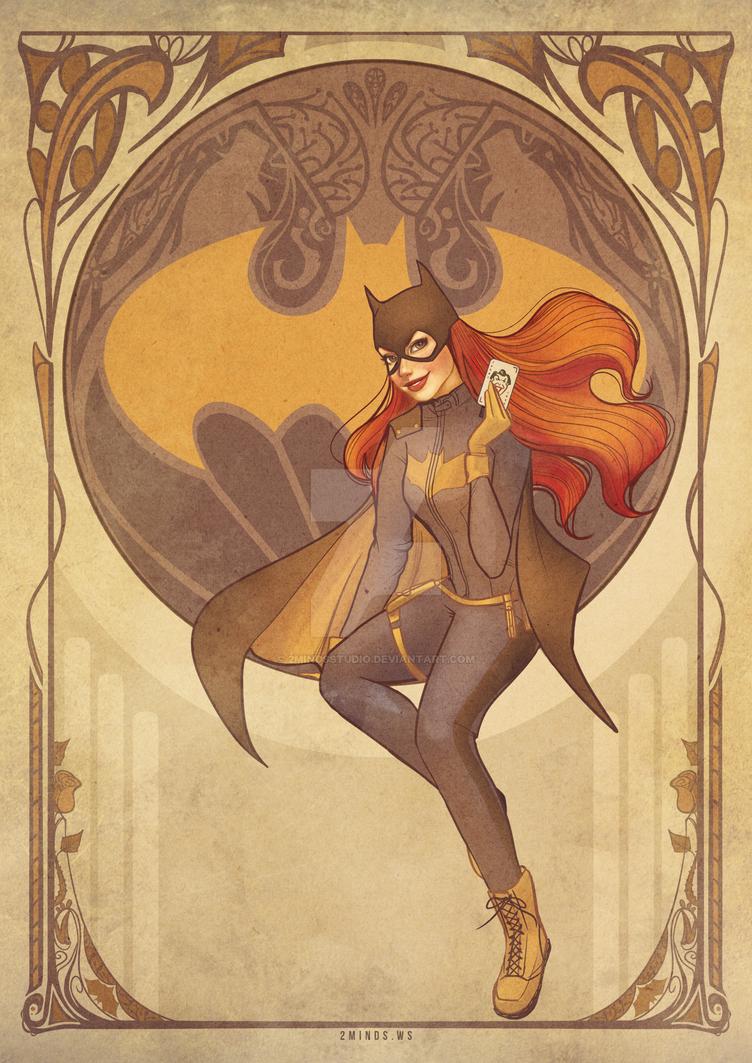 Batgirl by 2MindsStudio