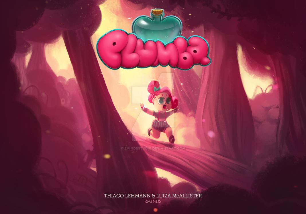 Plumba Cover by 2MindsStudio