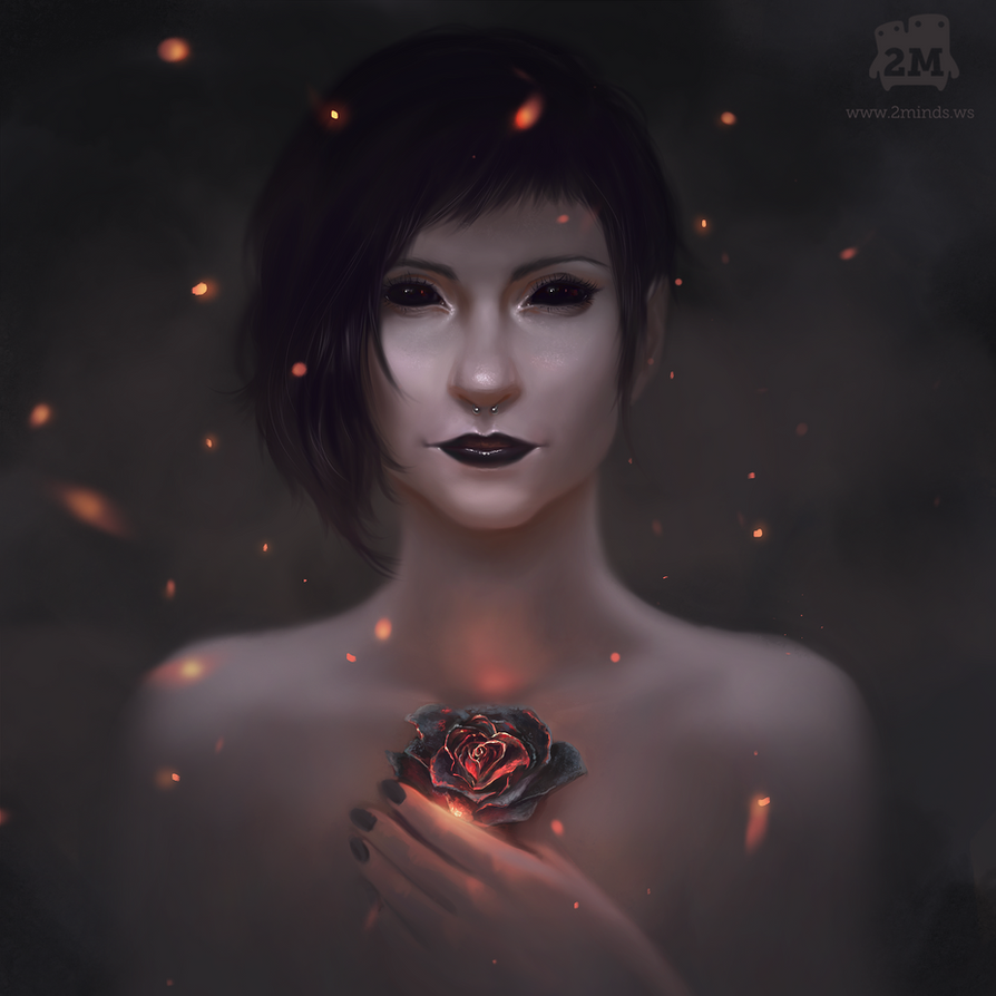 Caroline Jamhour by 2MindsStudio