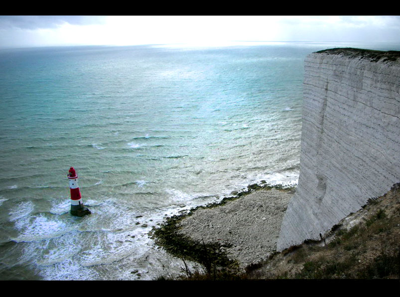 beachy head by Sweet-Pineapple