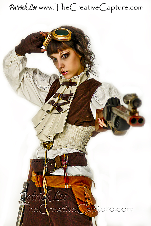 SteamPunk by yuffiebunny