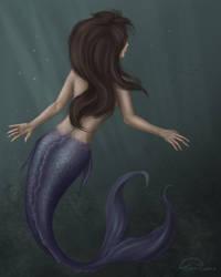 Underwater by Domitka