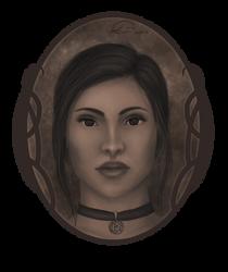 Witch by Domitka