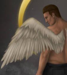 Guardian Angel by Domitka