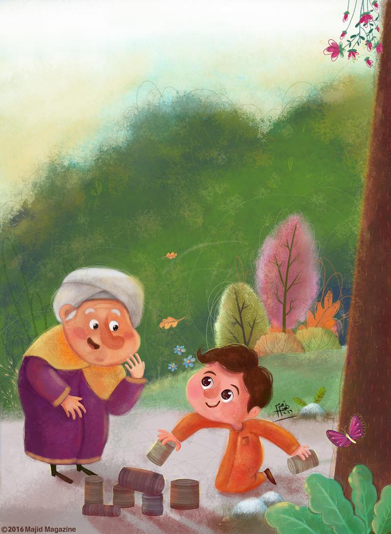 Majid stories by nohamoharram