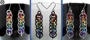 Pridestripe Earrings
