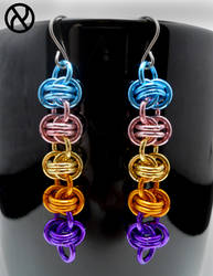 Sunrise Earrings by Zeroignite