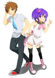 YTC - Hanaki and Shouta