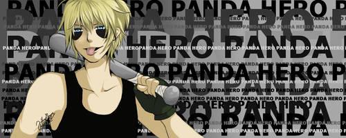 Panda Hero Len