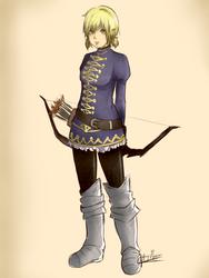 Mint the Archer