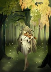 Strings in the Woods