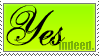 YES , INDEED the stamp by ouaf