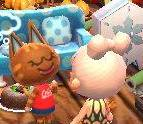 ACNL: Katt's Eyes And Eyelashes (NOT a unibrow) by Ooakfeather