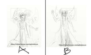 2 Sketch concepts of Luke http