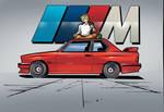 Bmw E30 M3 color