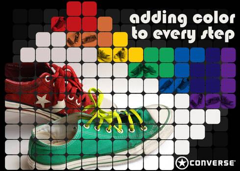 Converse Colors