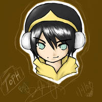Toph Beifong by StrawberryKing