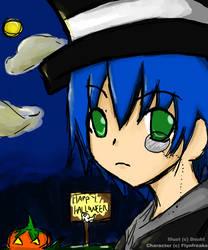 Halloween FlynFreako Contest by StrawberryKing