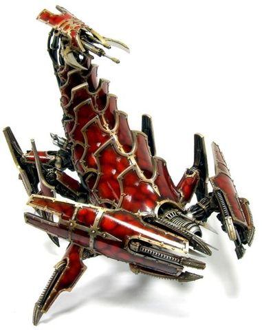BrassScorpion02 by MerkavaDragunov