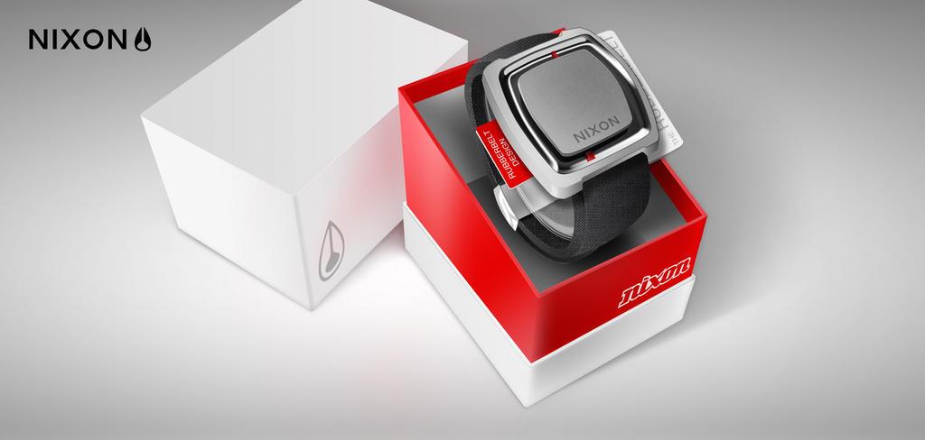 nixon wristband watch 1 by tobomat
