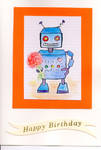 Birthday Robot #1