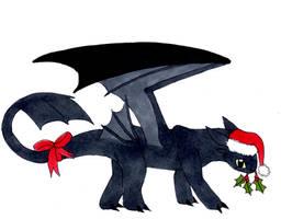 Merry Late Christmas by Uraptora