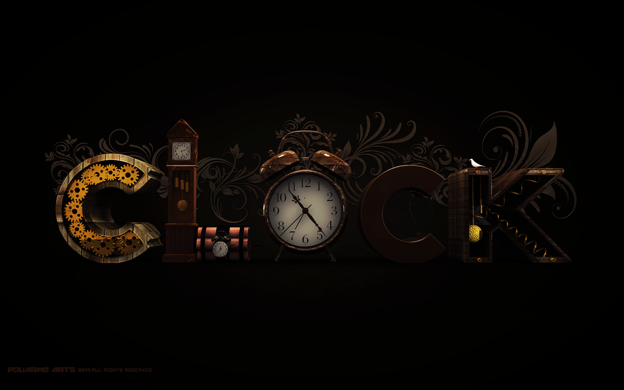 clock by pquarme