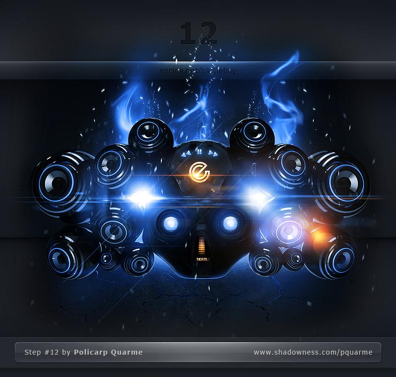 Encide Battlebay 2012 V1 by pquarme