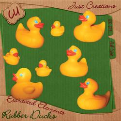 Rubber Ducks - CU4CU OK - Free